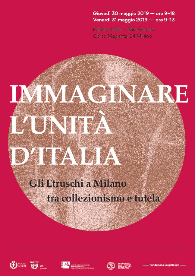 IMMAGINARE L'UNITÀ D'ITALIA // Convegno 30-31.05.2019