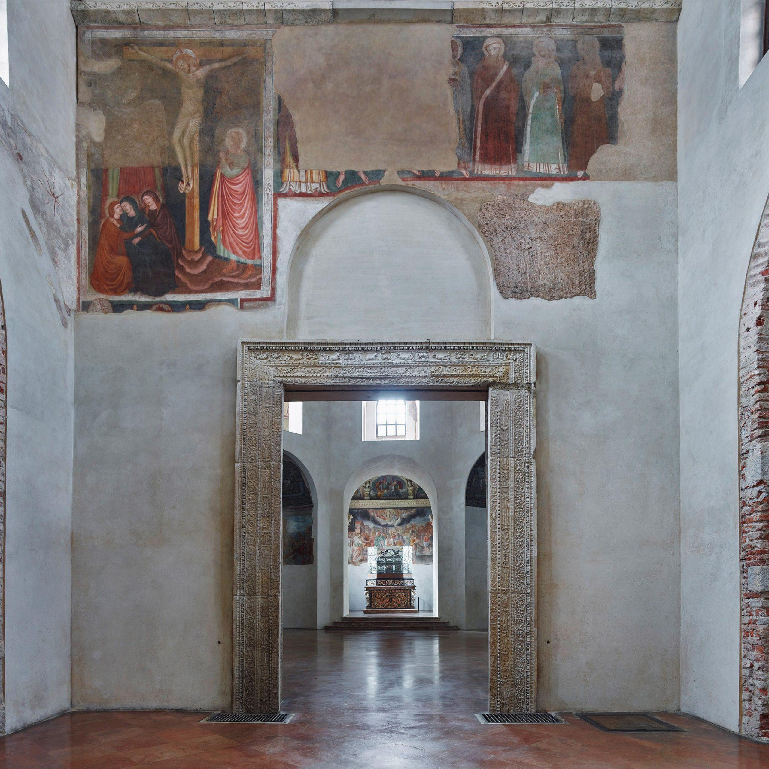 La Soprintendenza segnala … Alla scoperta della cappella di Santi'Aquilino – 28.05.2021