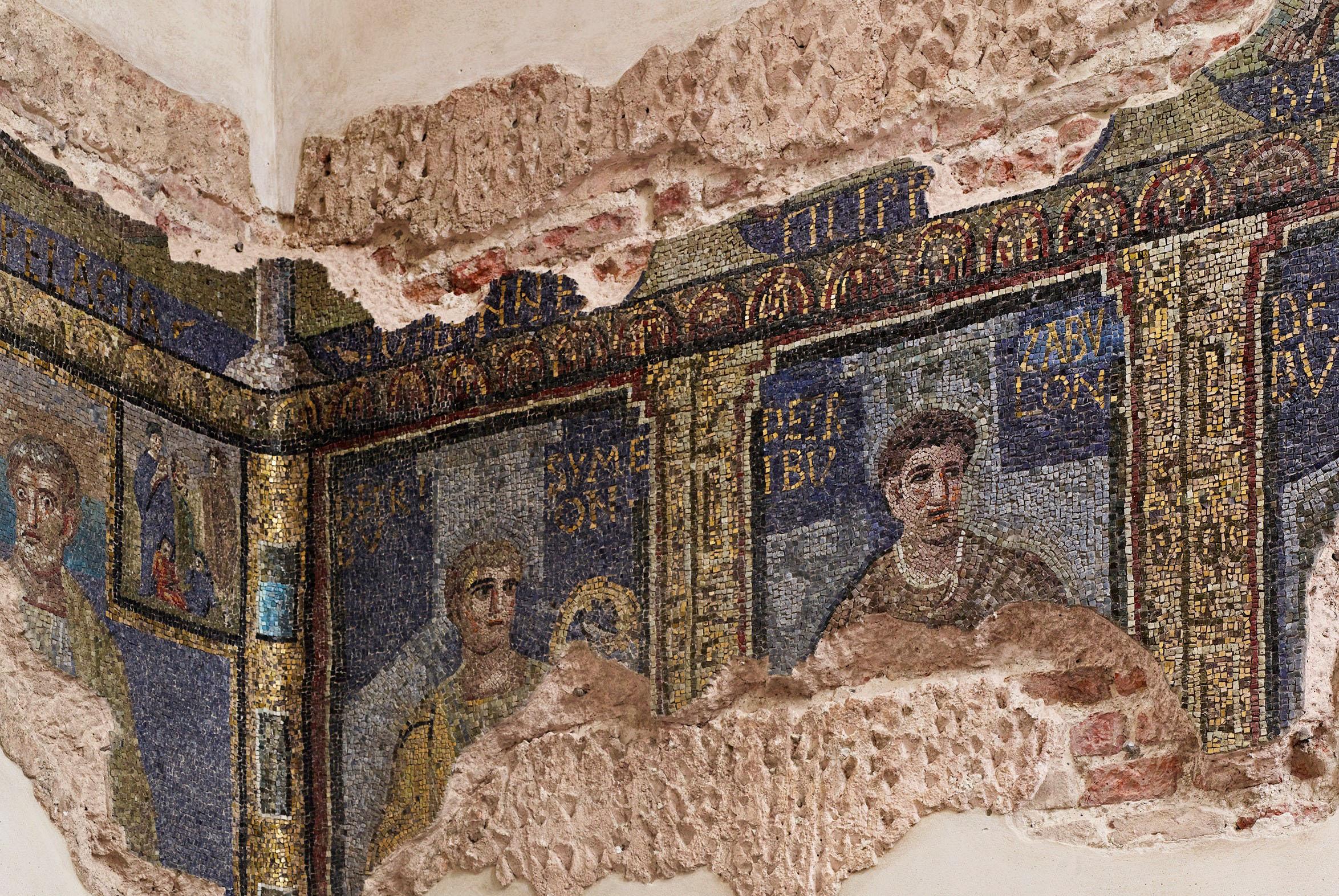 Cappella di Sant'Aquilino nella Basilica di San Lorenzo Maggiore – Inaugurazione