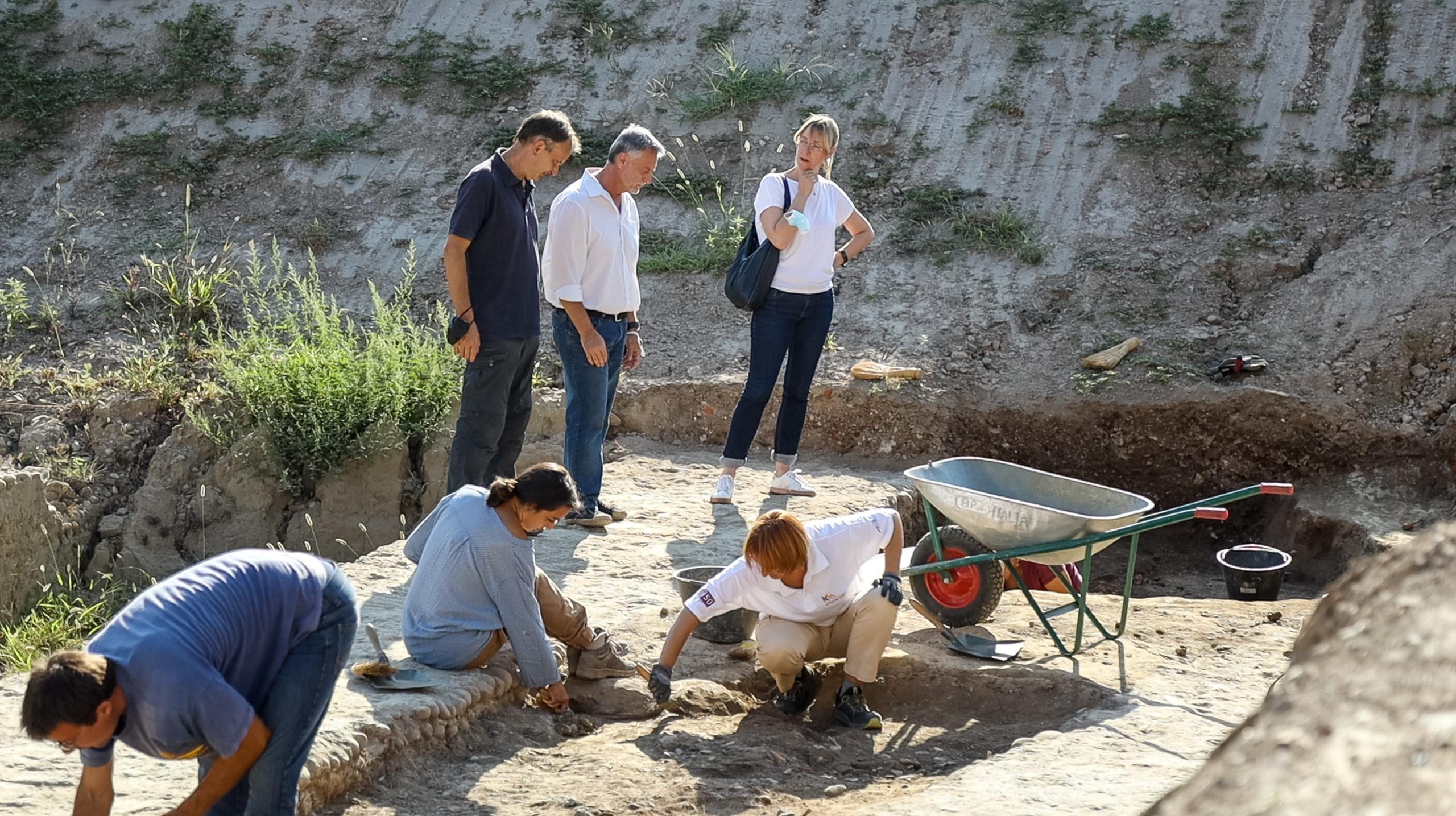 Anfiteatro di Milano – L'Università Cattolica partecipa agli scavi