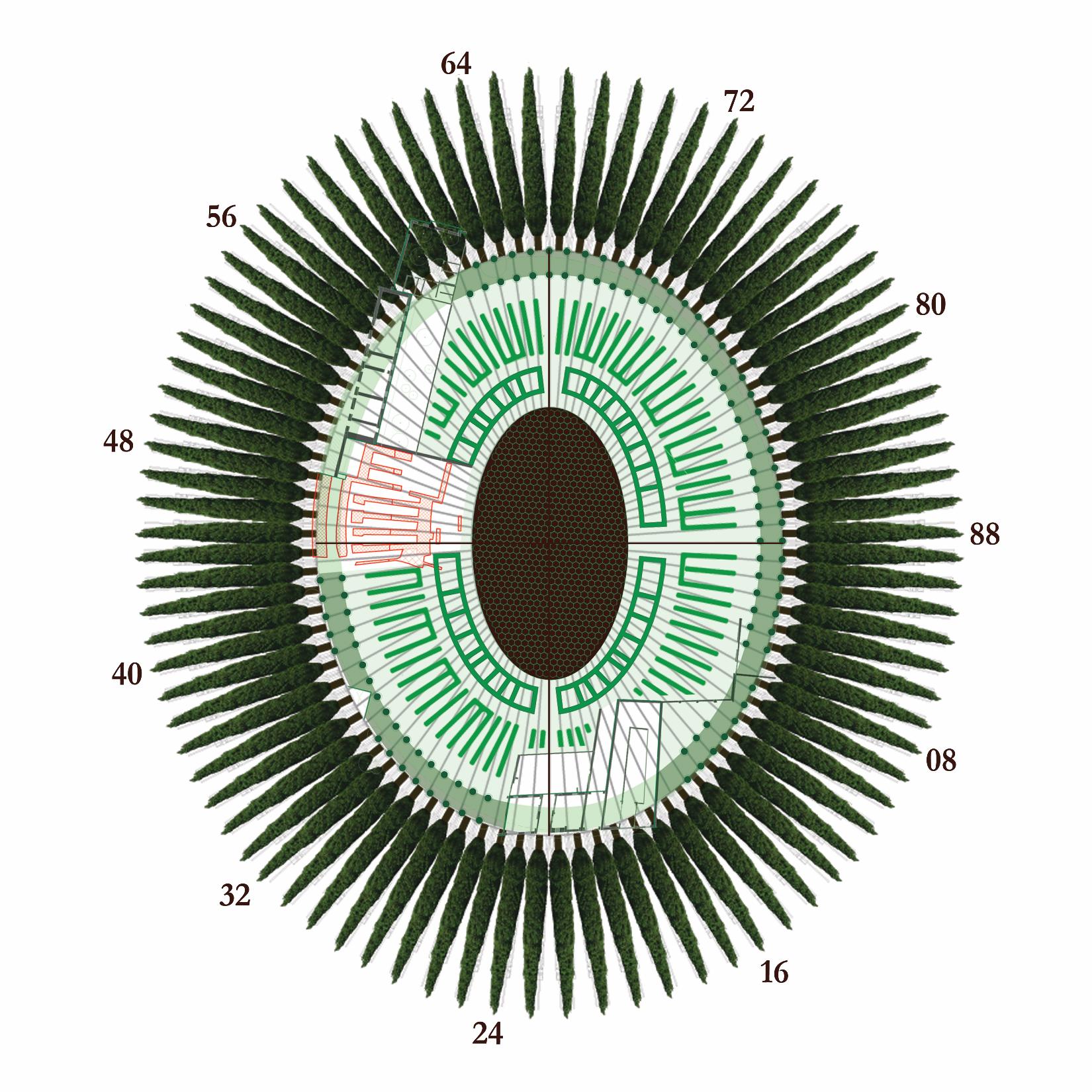 Anfiteatro Romano la simbiosi tra verde e archeologia – giovedì 30 maggio 2019, ore 18