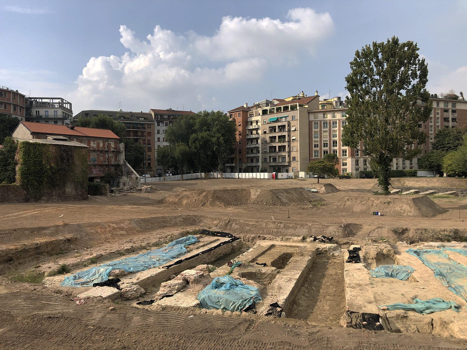 L'Anfiteatro di Milano – Video (agg. 08.2021) e Cartella stampa