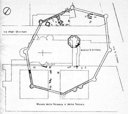 Ricostruzione planimetrica
