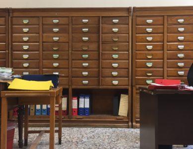 Ufficio Vincoli